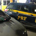 CONQUISTA: Polícia apreende cocaína escondida em porta de carro ASSISTA