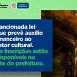 REGIÃO: Artistas Itapetinguenses Podem Se Inscrever Para Auxílio Financeiro Da Lei Aldir Blanc