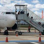 CONQUISTA: Voos da companhia GOL são reinaugurados no aeroporto Glauber Rocha ASSISTA