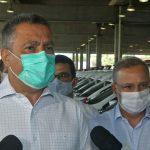 Governo do Estado investe R$ 5 milhões para entrega de 74 ambulâncias a municípios baianos