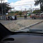 URGENTE: Acidente é registrado na Avenida Bartolomeu de Gusmão em Vitória da Conquista