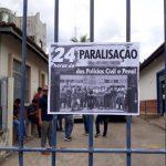 BAHIA: Policiais civis anunciam paralisação de 24h na próxima terça-feira (11)