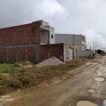 VOCÊ REPÓRTER: Ruas do bairro Recanto dos Pássaros estão cheias de buracos e lama VEJA