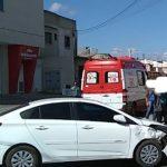 CONQUISTA: Acidente é registrado no bairro Ibirapuera