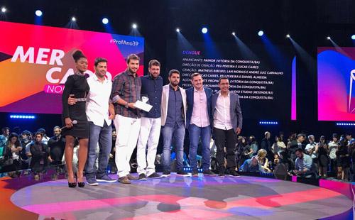 CONQUISTA: Agência Gente Propaganda é única agência Baiana entre as finalistas do Profissionais do Ano - Blog do Redação