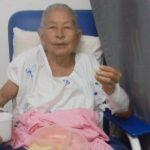 LUTO: Morre dona Antônia, aos 89 anos