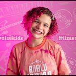 Cantora Analú Sampaio do 'The Voice Kids' fala ao programa Redação Brasil OUÇA
