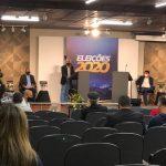 Eleições 2020: Com 5 candidatos presentes, SIMMP e SURTE realizam primeiro debate à prefeitura de Vitória da Conquista