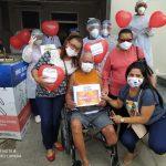 Idoso com 100 anos recebe alta após ficar 15 dias internado com Covid-19 na Bahia