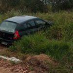 URGENTE: Homem é encontrado morto dentro de carro na estrada que liga Vitória da Conquista a Barra do Choça