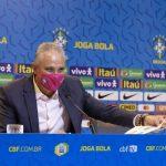 Tite convoca a seleção brasileira e volta a chamar Vinícius Júnior, Arthur e Militão