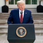Donald Trump anuncia que foi diagnosticado com Covid-19