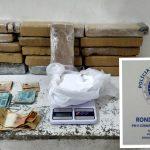 URGENTE: Rondesp realiza grande apreensão de drogas no bairro Brasil; Confira