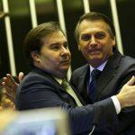 """""""Faria Limers"""" se articulam para colocar Rodrigo Maia como ministro do governo Bolsonaro"""