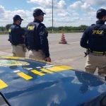 Feriado com vários casos registrados pela PRF nas estradas da Bahia; Confira