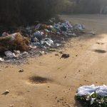 VOCÊ REPÓRTER: Moradores do bairro Vila Elisa reclamam de lixo e entulho no local VEJA