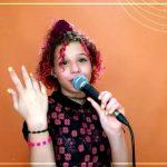 Cantora Conquistense Analú Sampaio vence na votação popular mas fica fora da final do The Voice Kids