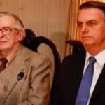 """Olavo de Carvalho pede a renúncia de Bolsonaro: """"Vá para casa"""""""