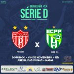 Bode enfrenta time do Potiguar no próximo domingo; Confira