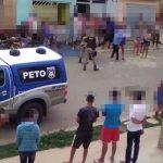 CONQUISTA: Identificados os jovens que foram baleados no bairro Miro Cairo na tarde deste domingo