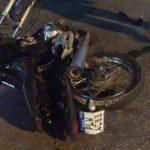CONQUISTA: Grave acidente com motoboy é registrado no centro da cidade