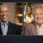 Barack Obama compara Bolsonaro a Trump em entrevista ao Conversa com Bial na Globo