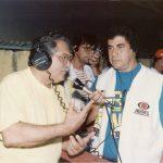 LUTO:  Morre o radialista Edmundo Macedo