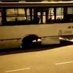 VOCÊ REPÓRTER: Ônibus da Atlântico quebra em plena Olívia Flores
