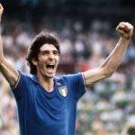 Morre Paolo Rossi, carrasco do Brasil na Copa de 1982