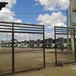 CONQUISTA: Homem tenta invadir garagem da empresa Cidade Verde