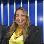 Nildma diz que continuará lutando em defesa das mulheres e trabalhadores