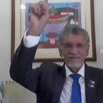 Herzem Gusmão já está no Hospital Sírio-Libanês