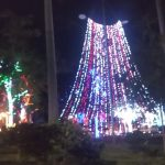CONQUISTA: Luzes de Natal na Tancredo Neves são acesas neste sábado