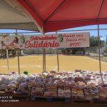 SOLIDARIEDADE: Projeto arrecada mais de 180 cestas básicas para famílias de Vitória da Conquista