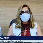 CONQUISTA: Subsecretária Estadual da Saúde confirma novos leitos pra Covid no Hospital de Base