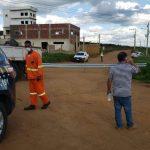 CONQUISTA: Sem aviso prévio, estrada centenária que dá acesso ao povoado Choça é interditada pela Via Bahia