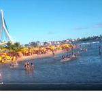 Homem é morto a tiros em praia de Ilhéus