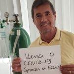 Barra do Choça: Prefeito eleito Oberdan Rocha venceu o coronavírus