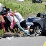 Grave acidente tira a vida de três pessoas próximo a Vitória da Conquista
