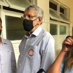 CONQUISTA: Prefeito Herzem Gusmão apresenta melhora no quadro de saúde