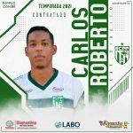 O lateral Carlos Roberto é mais um reforço do Bode; Confira