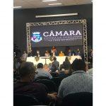 POLÊMICA: Sessão de posse da prefeitura de Vitória da Conquista é suspensa