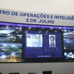 Sistema de videomonitoramento será implantado em 70 cidades baianas