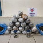CONQUISTA: Homem é preso no CEASA com 23 kg de maconha