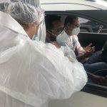 CONQUISTA: Profissionais de saúde serão vacinados em 'drive thru' no Comando de Policiamento da Região Sudoeste; Confira