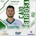 Meio campo Caio Barbosa retorna ao ECPP; Confira