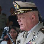 Comandante-geral da PM vai reforçar combate a roubos em coletivos, paredões e apreensão de armas na Bahia
