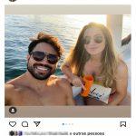 Mulher que matou companheiro em Salvador postou foto do casal horas antes do crime