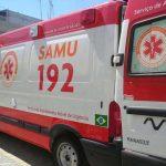 URGENTE: Ciclista é atropelada por moto no 'trecho da morte' em Vitória da Conquista