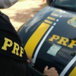 URGENTE: PRF prende estelionatário  em Conquista acusado de aplicar mais de 100 golpes em mulheres